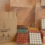 پخش فروش عمده شمع عطری و معطر