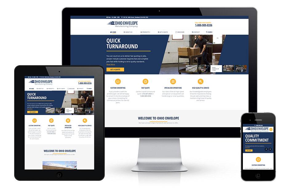 طراحی سایت شرکتی - کرج